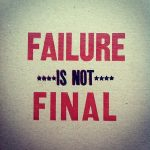 5 Life Lessons I Have Learned From Failure