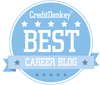Career Donkey Best Career Blog 2017 Badge