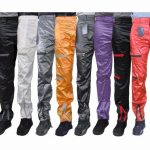 Either You Wear Parachute Pants or You Don't!